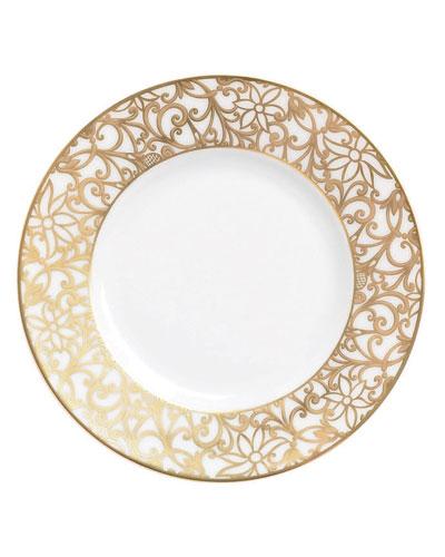 Salamanque Gold Bread & Butter Plate