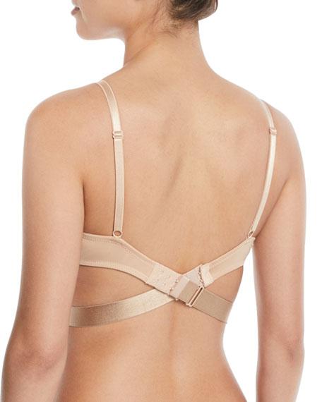 Adjustable Low-Back Bra Strap