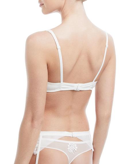 Wish Lace Suspenders Garter Belt