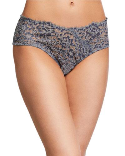 Pret-a-Porter Floral Lace Hotpants