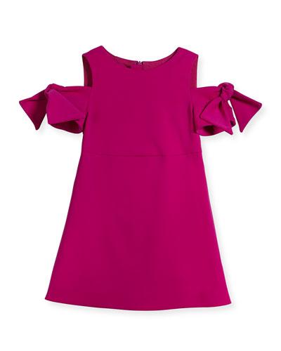 Berry Cady Mod Tie Mini Dress  Size 4-7