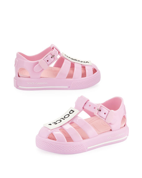 PVC Beachwear Cutout Sneaker, Baby/Toddler/Kids