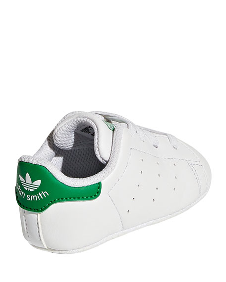 Kids' Stan Smith Classic Crib Sneakers, Baby