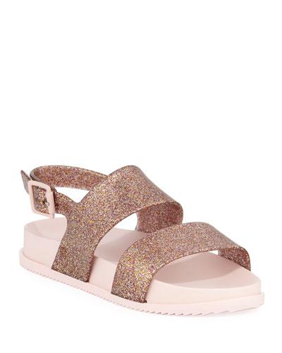 Cosmic Glittered Sandal  Toddler/Kids