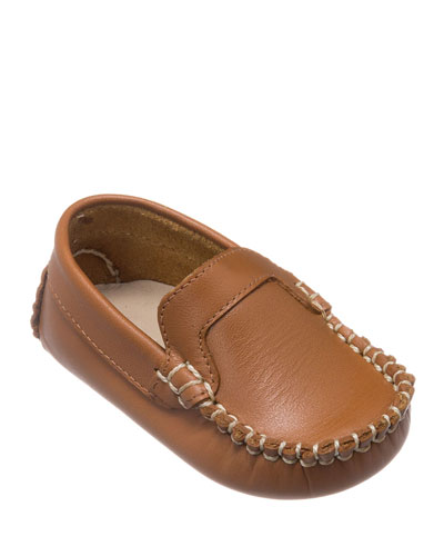 Leather Moccasin  Baby