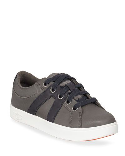 Marcus Leather Sneakers  Toddler/Kids