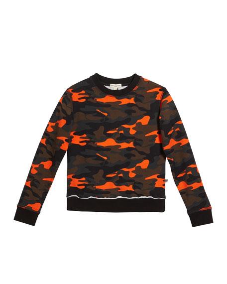 Highland Camo Sweatshirt, Size 2-10