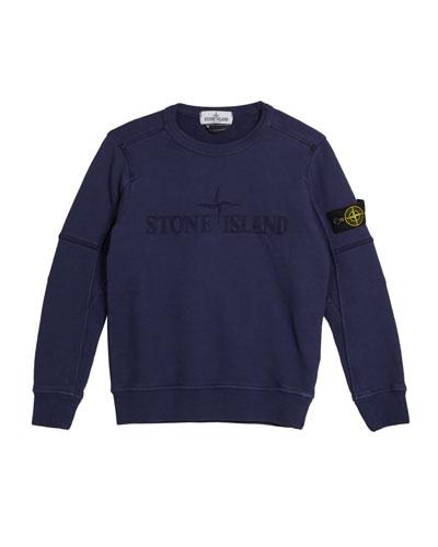 Logo Embroidered Sweatshirt  Size 2-6