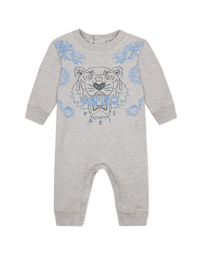 Dragon & Tiger Graphic Coverall  Size 6-18 Months