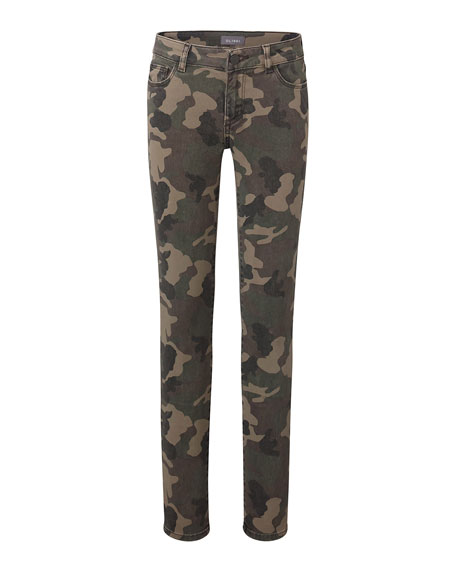 Image 1 of 1: Girls' Chloe Camper Printed Skinny Jeans, Toddler Sizes