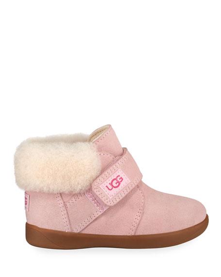 Nolen Suede Low Boots, Baby/Toddler