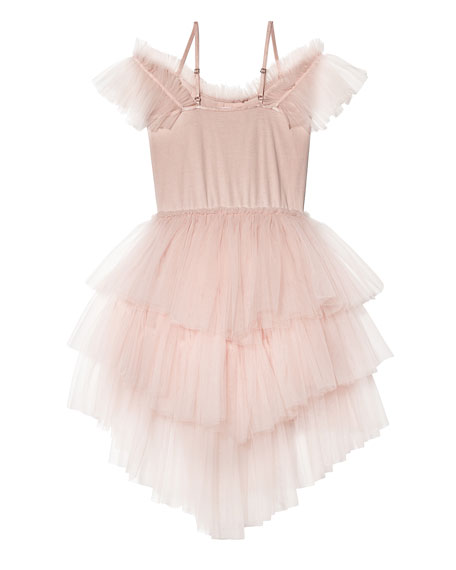 Girl's Bedazzle Tutu Dress, Size 2T-11