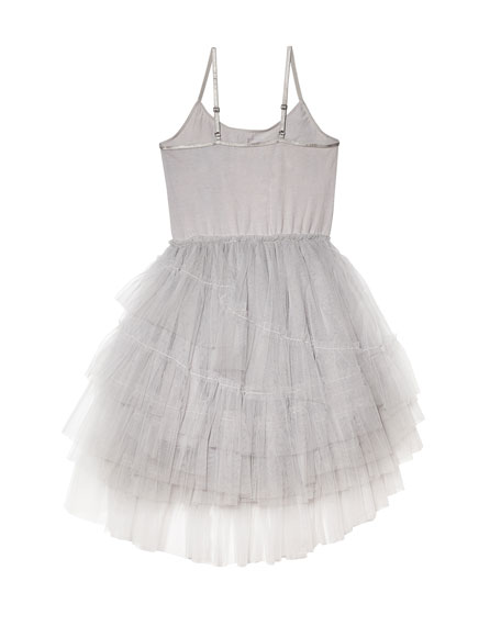 Girl's Frozen In Time Tutu Dress, Size 2T-11