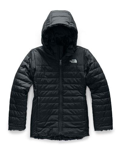 Girl's Mossbud Swirl Parka Jacket  Size XXS-XL