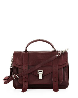 PS1 Calfskin Medium Shoulder Bag