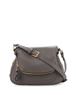 Jennifer Calfskin Crossbody Bag