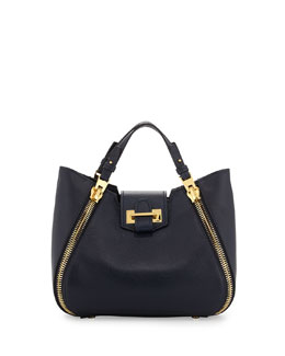 Sedgwick Mini Zipper Tote Bag