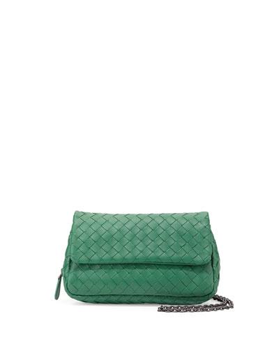 Woven Mini Crossbody Bag