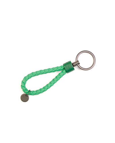 Braided Loop Key Ring