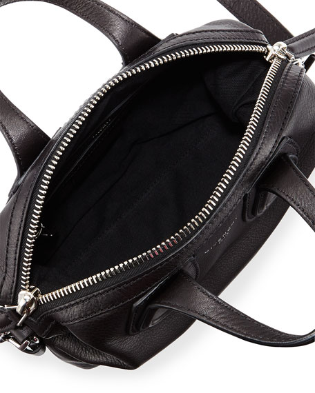 a86231febf7 Nightingale Micro Waxy Leather Satchel Bag
