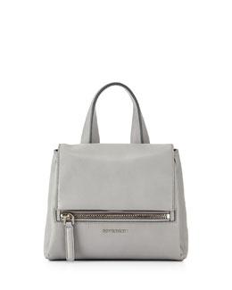 Pandora Pure Mini Waxy Leather Satchel Bag