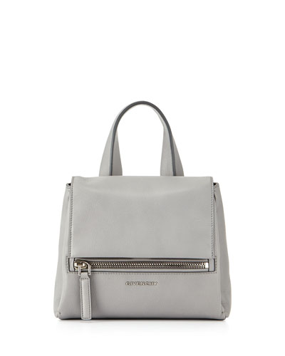 Pandora Pure Mini Waxy Leather Satchel Bag