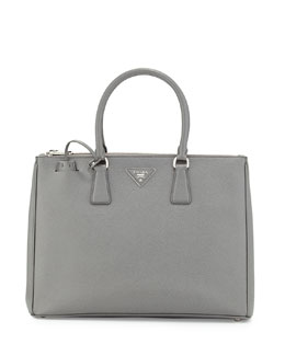 Saffiano Executive Tote Bag w/ Strap