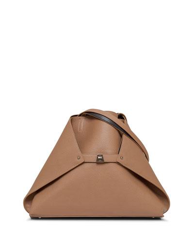 Ai Reversible Medium Shoulder Tote Bag