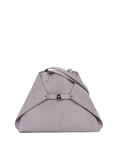 Ai Python Medium Shoulder Tote Bag