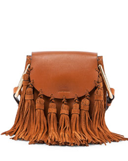 Hudson Mini Fringe Shoulder Bag