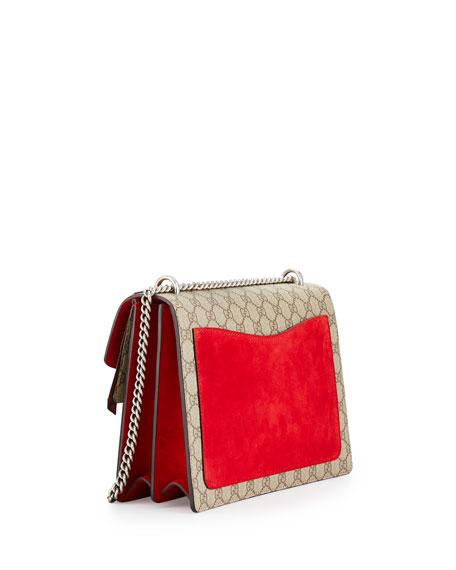 Dionysus GG Supreme Shoulder Bag, Beige Multi