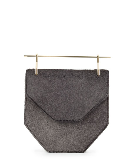 Amor Fati Calf Hair Flap Bag