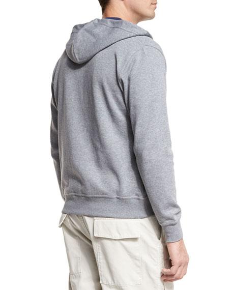 Cotton Spa Zip-Up Hoodie