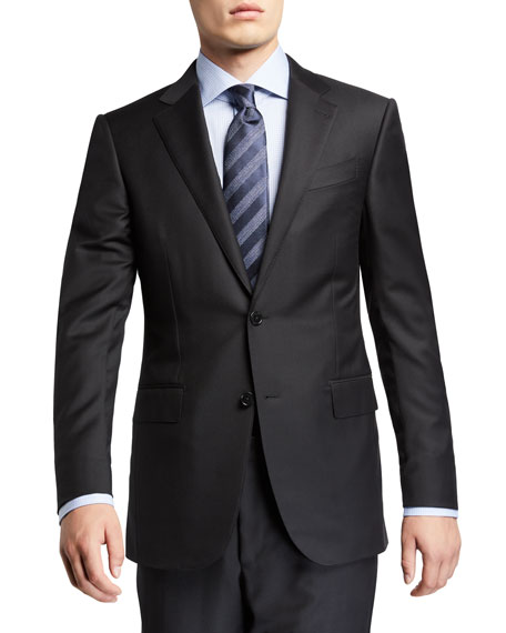 Men's Trofeo Milano Two-Piece Wool Suit