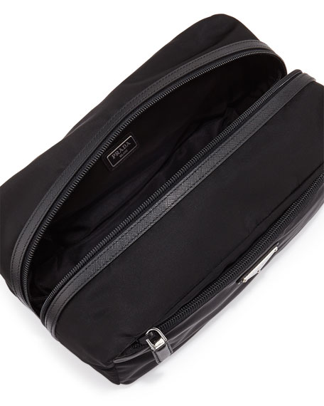 Nylon Toiletry Kit
