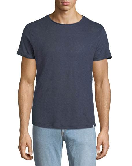 Image 1 of 1: Men's OB-T Linen T-Shirt