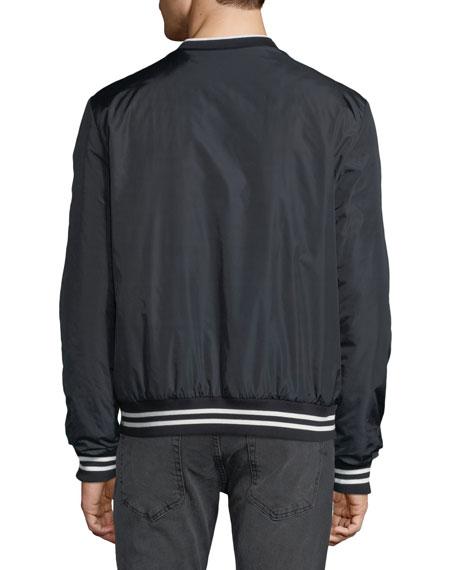 Men's Nylon Track Jacket