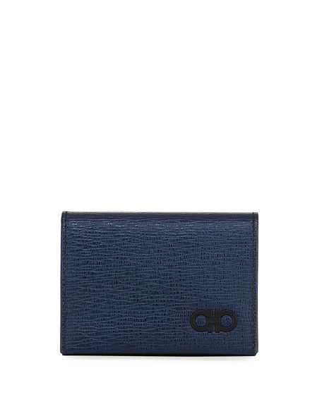 Men's Revival Gancini Business Card Case
