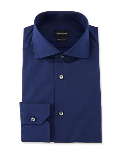 Men's Solid Trofeo Dress Shirt