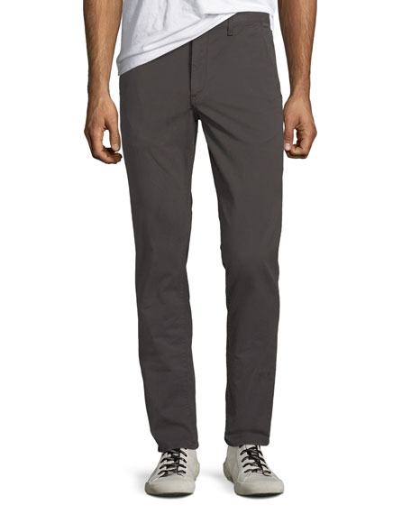 Men's Standard Issue Fit 2 Mid-Rise Relaxed Slim-Fit Jeans, Gray