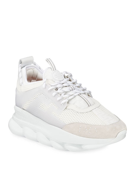 Men's Chain Reaction Caged Sneakers