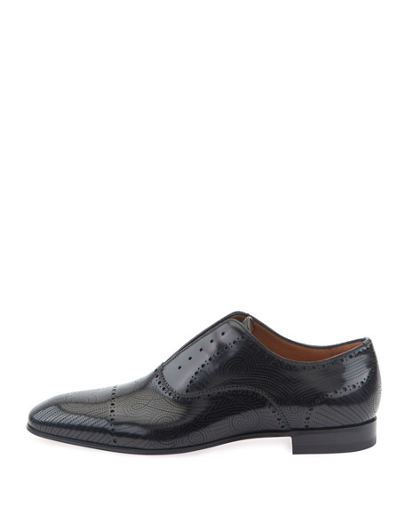 Men's Alpha Male Las Slip-On Loafers