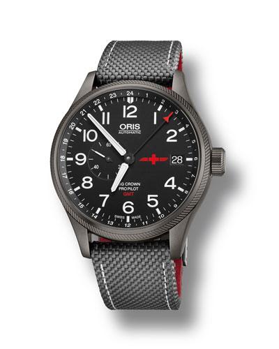45mm Men's GMT Rega Limited Edition Watch