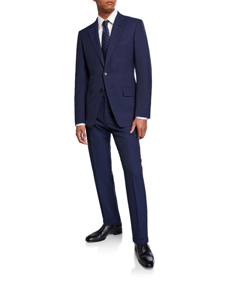 Men's O'Connor Base Two-Piece Wool Suit