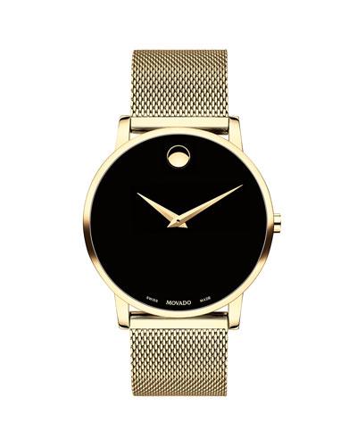 Men's Museum Classic Bracelet Watch