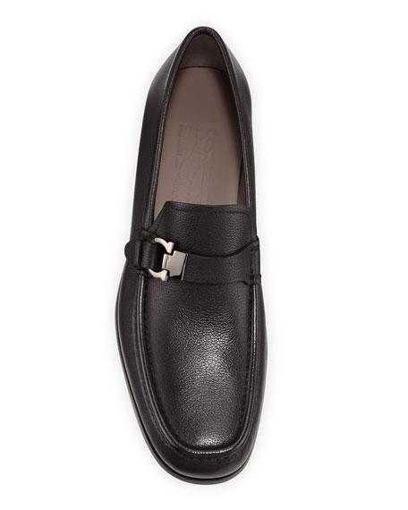 Men's Adam Leather Gancio Loafers