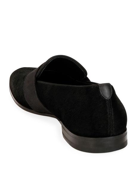 Men's Bryden Calf Hair Loafers