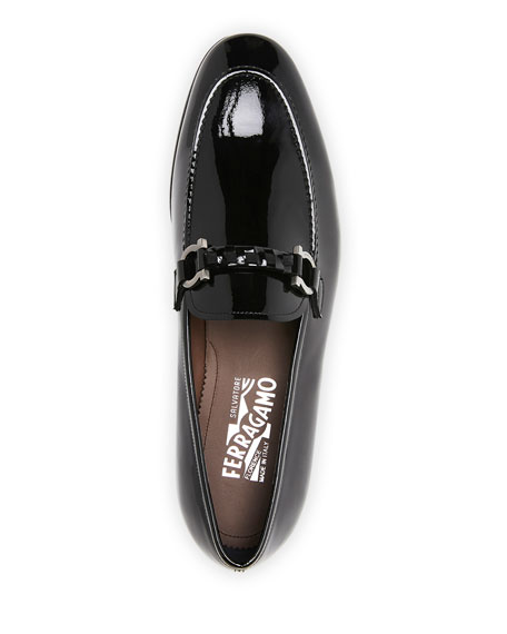 Men's Tai Patent Leather Evening Loafers