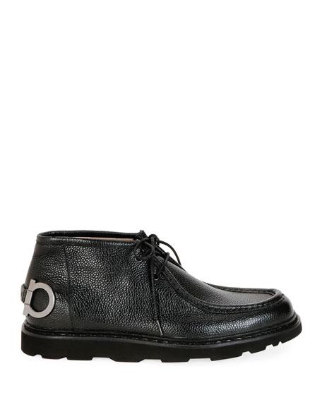Men's Terry Gancini Leather Chukka Boots