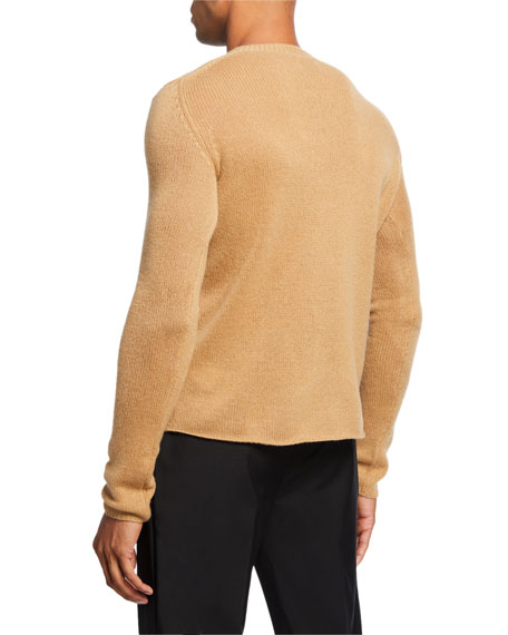 Men's Soft Cashmere Sweater